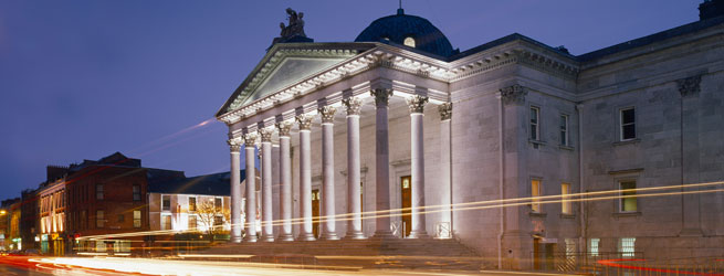 Cork Court House