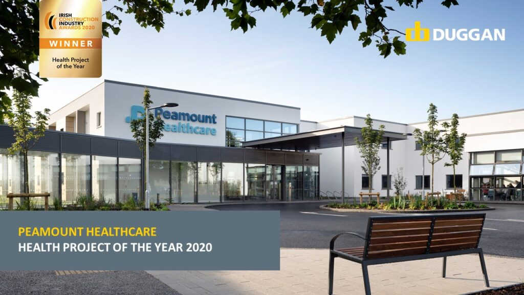 Peamount Healthcare Campus